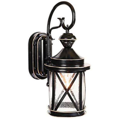 brass antique brass motion sensor outdoor lighting
