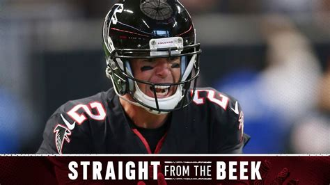 Questions about Vic Beasley's sack total, Matt Ryan's ...