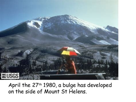 lesson 3 the eruption of mt st helen s