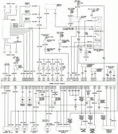 Toyota O2 Sensor Wiring Diagram