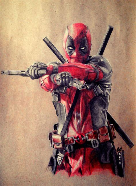 Deadpool, Ryan Reynolds By Jouck On Deviantart