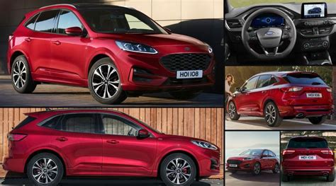 ford kuga  pictures information specs