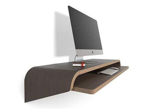 floating computer desk wall mounted floating desks floating desks