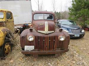 Lot 30p  U2013 1940 U0026 39 S Ford Truck For Rod Or Restore