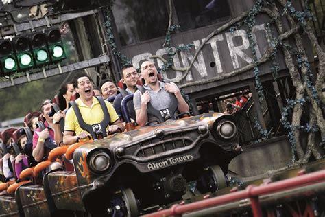 Rita | Theme Park Ride at Alton Towers Resort