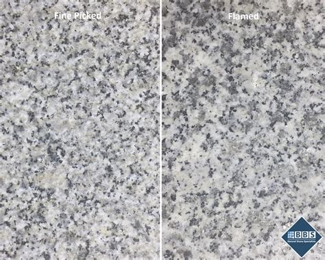 Chinese Silver Grey Granite Products  Bbs Natural Stone