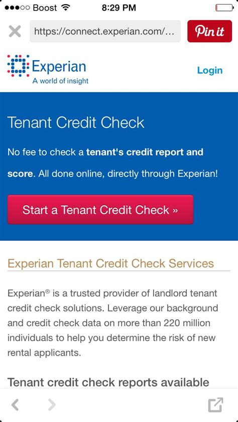 Tenant Credit And Background Check 1000 Ideas About Tenant Credit Check On