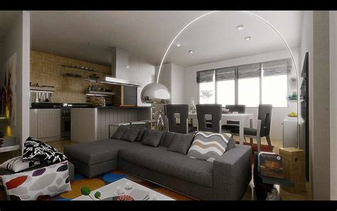 Living Room And Dining Room Together 2014