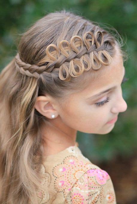 cute easter hairstyles  kids easy hair styles  easter