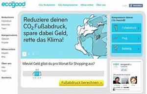 Fußabdruck Berechnen : klimaschutzportal das nachhaltigkeitsblog der m belmacher ~ Themetempest.com Abrechnung