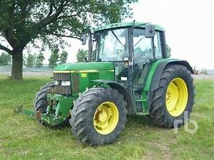 John Deere 6410 Wheel Tractor From Netherlands For Sale At