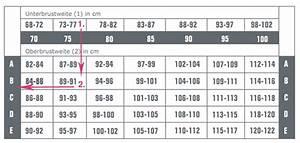 Größe Bh Berechnen : die optimale bh gr e comazo onlineshop ~ Themetempest.com Abrechnung