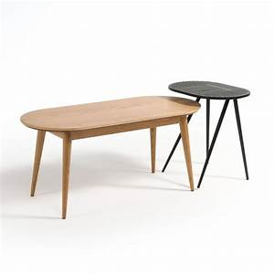 tables gigognes kuri chene noir la redoute interieurs la With table gigogne la redoute