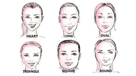 match  hairstyle   face shape hair rocks