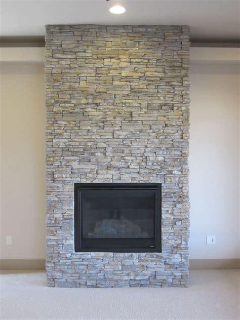 stacked tile fireplace coronado stacked stone indoor fireplaces boise by stonecrest masonry