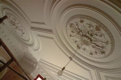 Ceiling Cornice by Victorian Cornice Company Decorative Plasterer In Aston