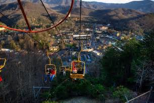 gatlinburg ski lift sevier co tn flickr photo