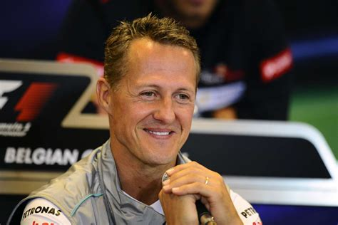 Michael Schumacher by Officiel Michael Schumacher Ne Va Pas Quitter La Suisse
