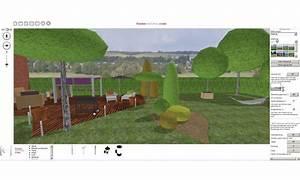 Garten Planen Software Kostenlos : kostenloser 3d gartenplaner ~ Watch28wear.com Haus und Dekorationen