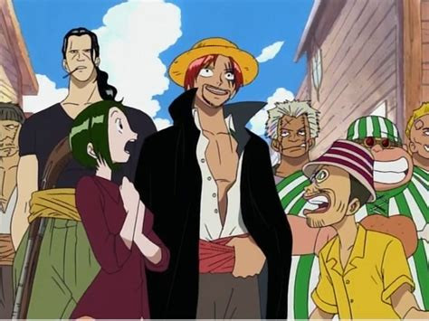 Why Does Shanks Already Have His Scar At The Beginning Of