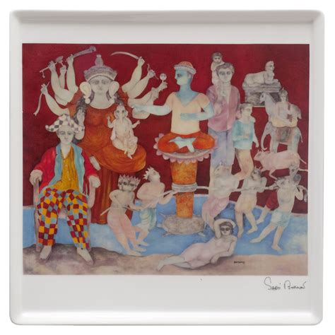 SAKTI BURMAN - Art Musings