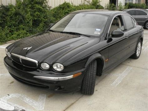 2003 Jaguar X-type 5 Speed Manual