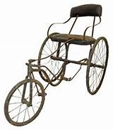 Victorian solo adult trikes