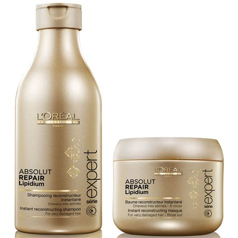 loreal professionnel absolut repair lipidium shampoo