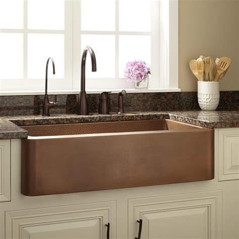 Permalink to Copper Country Kitchen Sink