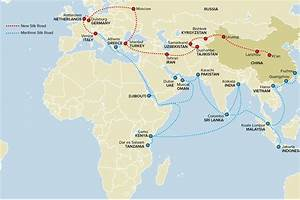 Belt and Road I... Silk Road