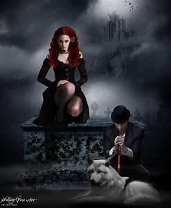 Dracula's Castle by Kristenolejarnik on DeviantArt