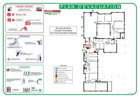 cuisine professionnelle suisse plan d 39 évacuation