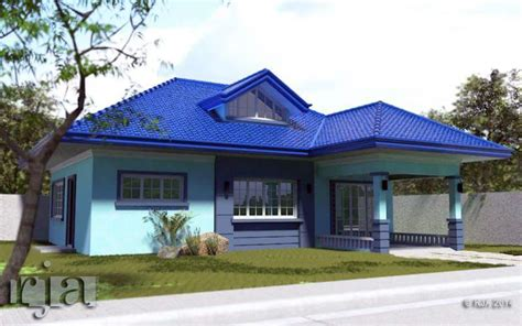 Low Cost Bungalow House Plans Philippines
