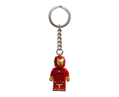 porte cle iron porte cl 233 s invincible iron lego 174 marvel heroes 853706 marvel heroes lego shop