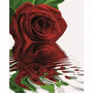 1 Rote Rose Bedeutung : rote rose malen nach zahlen blumen schipper 29 49 ~ Whattoseeinmadrid.com Haus und Dekorationen