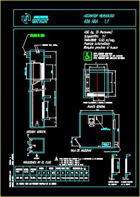 elevator section cad drawing places  visit pinterest