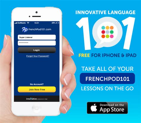 These are the absolute best ipad apps available right now, from productivity apps to apps for traveling, reading, listening to music, and more. New Free App! Get FrenchPod101 for your iPhone/iPad ...