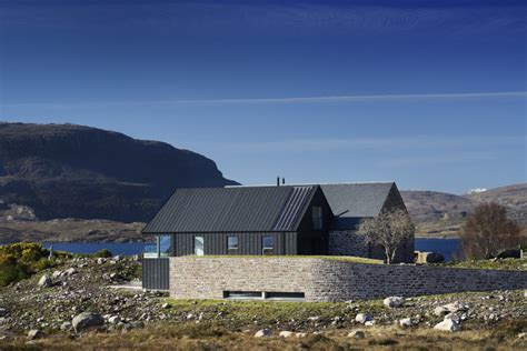 corry rural design architects isle  skye