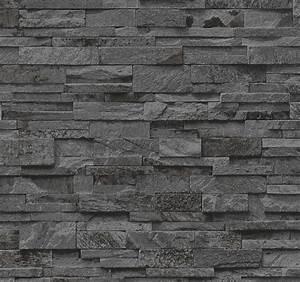 Stein Tapete 3d : steintapete p s stein tapete naturstein mauer 3d optik ~ A.2002-acura-tl-radio.info Haus und Dekorationen