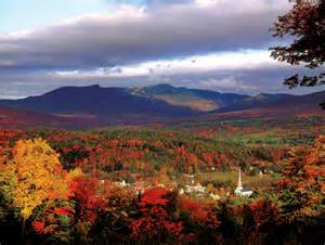 Stowe Vermont Fall