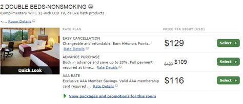 aaa hotel discounts worth  membership fee