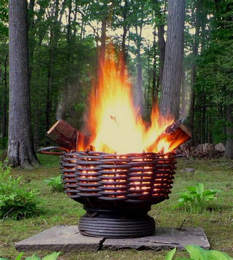 backyard metal fire pit woodworking projects plans