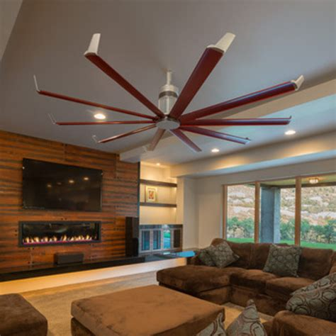 big outdoor ceiling fans large residential ceiling fans major role in enhancing