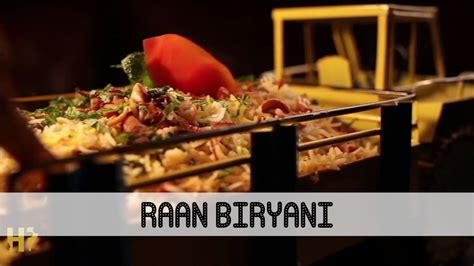 Kitchens Of India Hyderabadi Biryani by Raan Biryani United Kitchens Of India Fusion