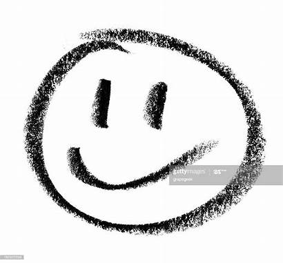 Smiley Face Drawing Pencil Drawn Faces Illustrations