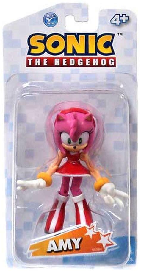 Sonic The Hedgehog Amy 3.5 Action Figure Jazwares - ToyWiz