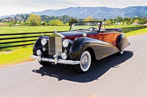 2018 Rolls Royce Dawn Vs 1953 Rolls Royce Silver Dawn