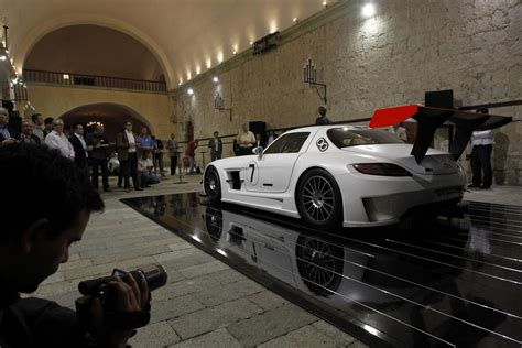 2010 mercedes sls amg gt3 pictures news research
