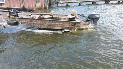 Excel Boats For Sale In Louisiana by 2014 Excel F4 Duck Boat For Sale In Louisiana Louisiana