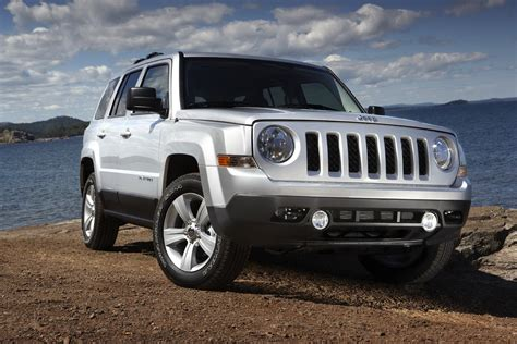 dodge jeep silver silver jeep patriot